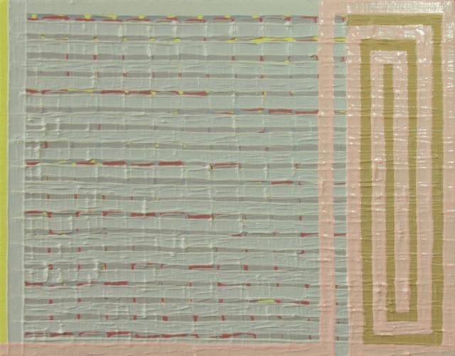 A Fair Field, 2013, oil on linen, 20.5cm x 25.5cm.